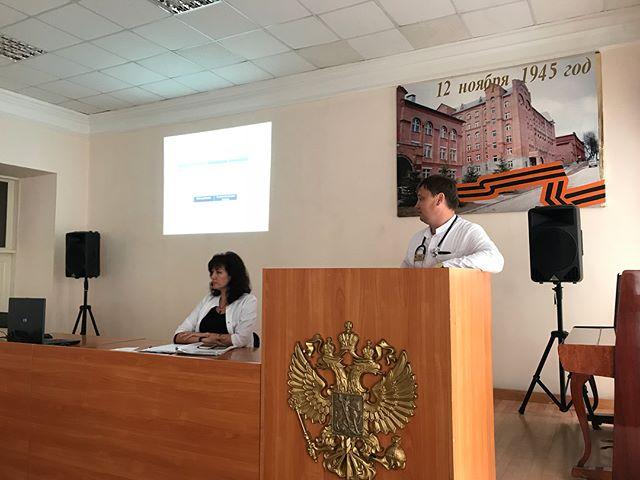 Врач-кардиолог Гимаев Р.Х. рассказал про особенности лечения больных с хронической сердечной недостаточностью #медицина73 #госпитальветерановвойн #госпитальветеранов #ульяновск
