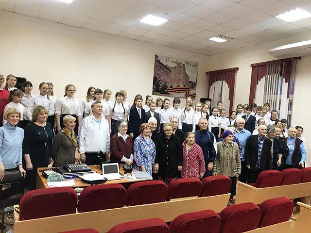Детишки из детской школы искусств №6 провели отличный концерт для наших пациентов! #госпитальветерановвойн #ульяновск #uokgvv #медицина73